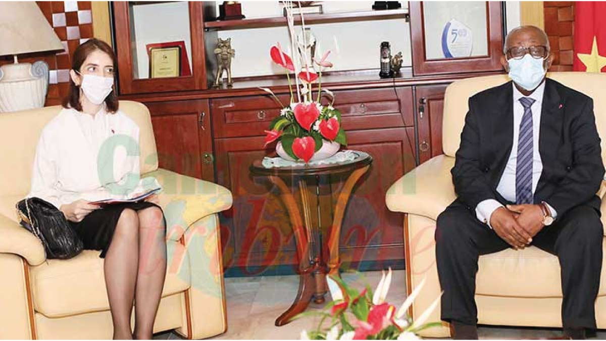 Cameroon-Turkey Relations – Minister, Ambassador Discuss Broad-Based Issues