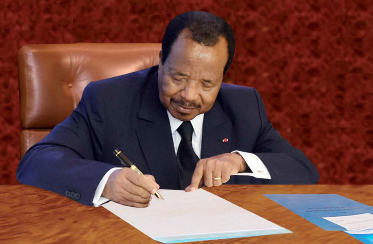 Paul Biya Is Offering Cameroon's Anglophones Too Little, Too Late
