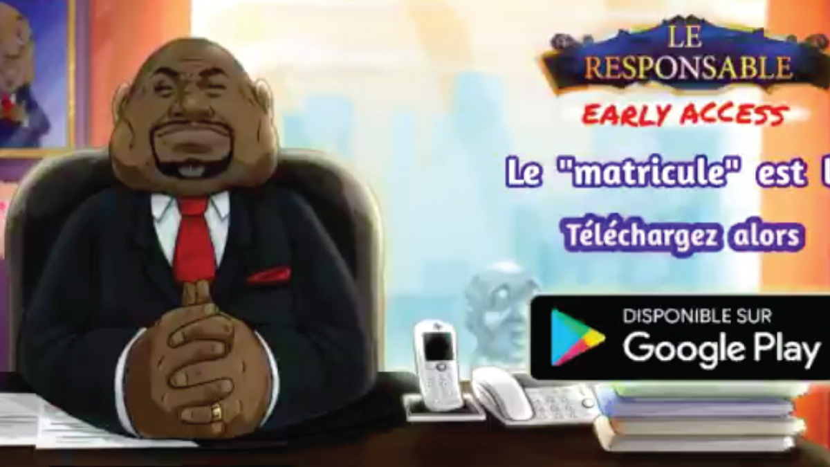 Cameroon Kiro'o Games launches its first mobile game
