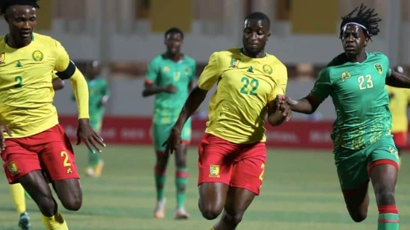 Cameroon Edge Resilient Mauritania In U-20 AFCON Opener