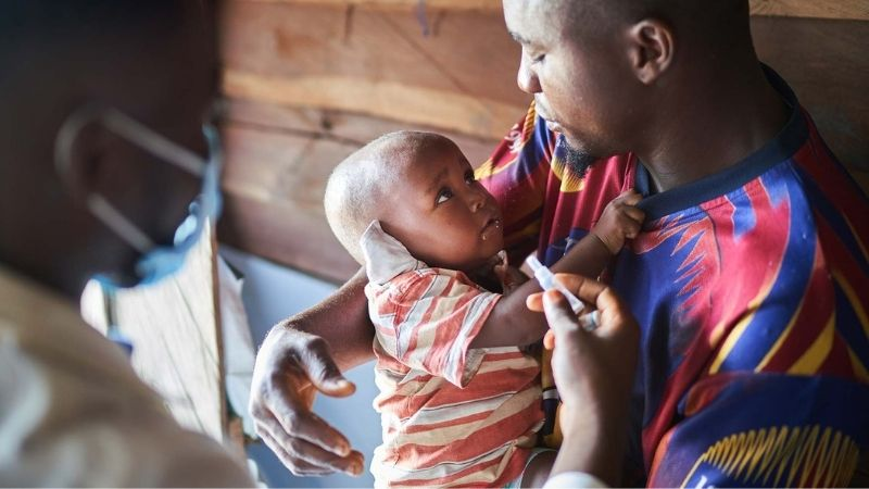 All Aboard! Cameroon's Race To Vaccinate Every Child