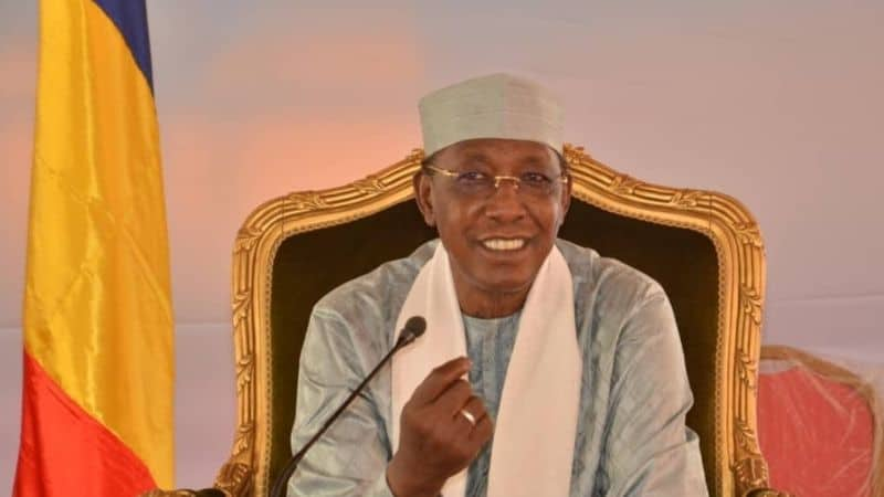 'Great Loss' For Africa: Leaders Mourn Chad's President Idriss Deby